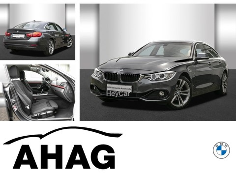 BMW 420 Gran Coupe Sport Line Business