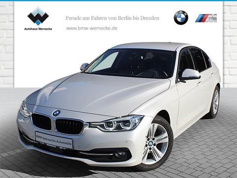 BMW 320 d Limousine Sport Line