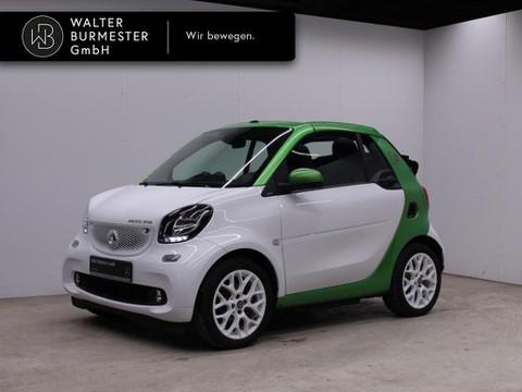 smart ForTwo cabrio electric drive Cool u Media