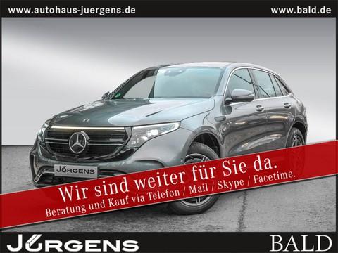 Mercedes-Benz EQC 400 Service AMG Fahrassist °