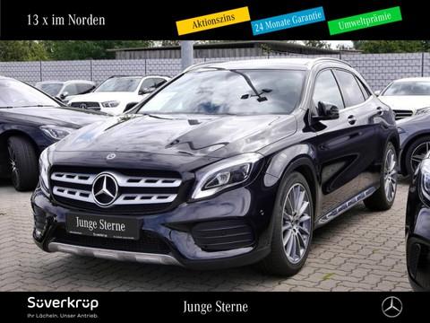 Mercedes-Benz GLA 250 AMG Line Easy