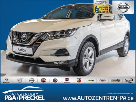 Nissan Qashqai 1.3 DIG-T ACENTA Winterpaket