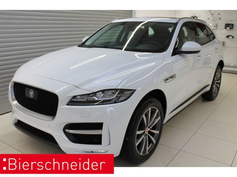 Jaguar F-Pace 25t AWD R-Sport 559 - PERFORMANCE LEASING 36 MONATE 10000 KM OHNE ANZAHLUNG