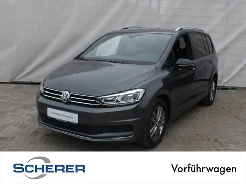 "Volkswagen Touran 1.5 l TSI ""UNITED"" OPF LSPII Elektr Hecktür"