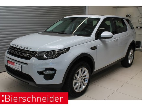 Land Rover Discovery Sport Si4 SE SKYVIEW BUSINESS-PACK