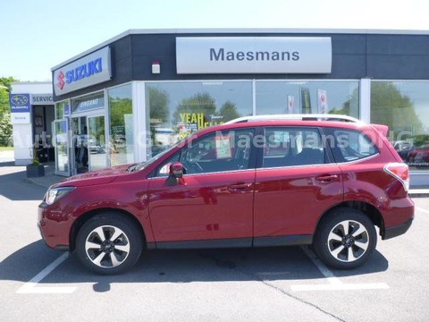 Subaru Forester 2.0 X Lineartronic Exclusive