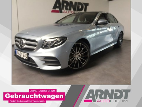 Mercedes E 350 d AMG Line EXCLUSIVE Intelligent Drive