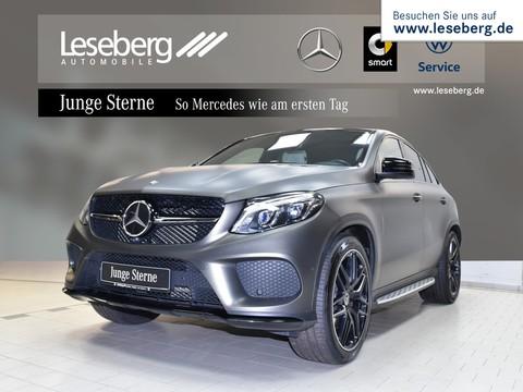 Mercedes-Benz GLE 500 Coupé AMG Line Night