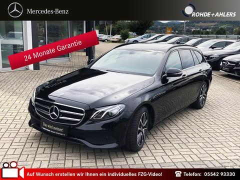 Mercedes-Benz E 220 d T AVANTGARDE NIGHT