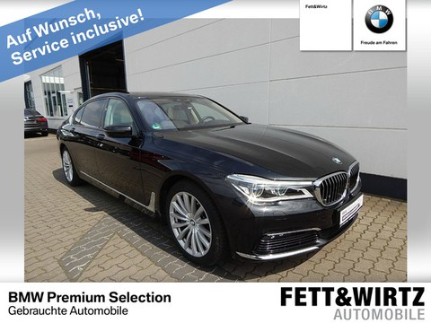 BMW 750 Li xDrive Executive Lounge DrivingAssist