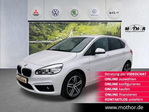BMW 220 i Active Tourer Sport Line