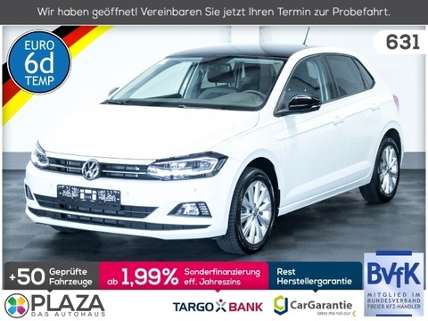 Volkswagen Polo 1.5 TSI Highline EU6dT