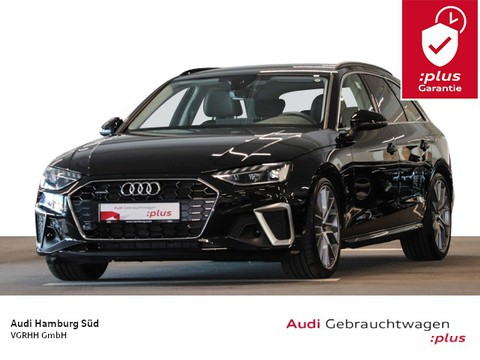 Audi A4 Avant 40 TDI qu S line LM19