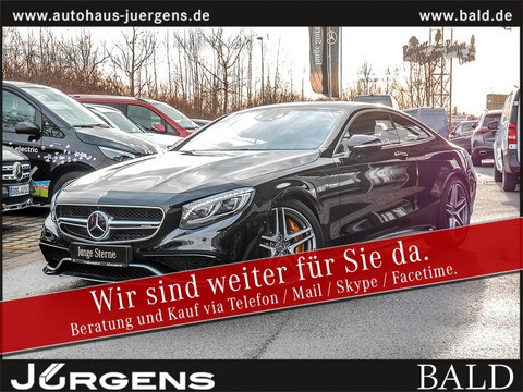 Mercedes-Benz S 63 AMG Coupé Burm3D Exklusiv