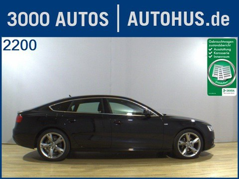 Audi A5 2.0 TDI Sportback S-Line Ext