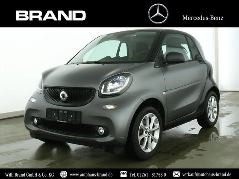 smart ForTwo Coupe 52kw passion