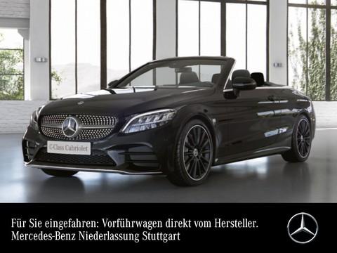 Mercedes-Benz C 180 Cabrio AMG Sitzklima Spur