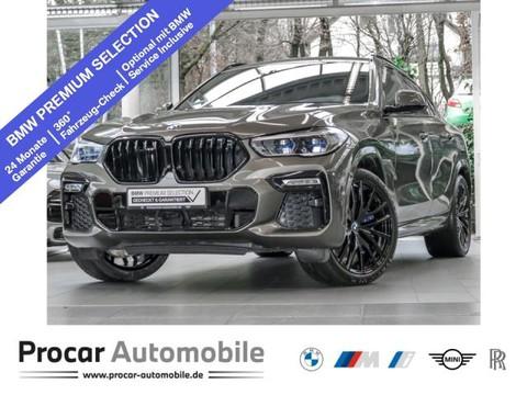 BMW X6 M50 d Laser TOP
