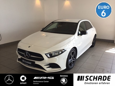 Mercedes-Benz A 220 AMG Line MBUX Augmented Reality