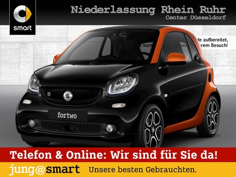 smart ForTwo coupé 60kWed prime