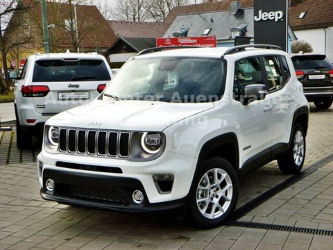 Jeep Renegade 1.3 l T-GDI I4 180PS 9AT M20