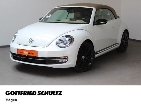 Volkswagen Beetle 2.0 TSI Cabrio Sport El Multif Lenkrad