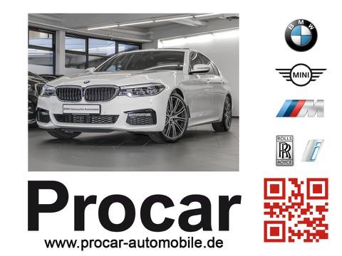 BMW 520 d M-Paket Prof HIFI 20