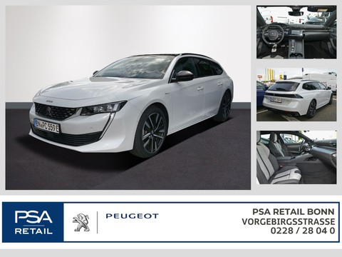 Peugeot 508 SW Hybrid 225 GT GSD Massage Night Vision