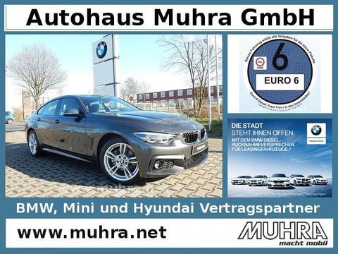 BMW 420 Gran Coupe dAxDrive M Sportpaket NaviProf