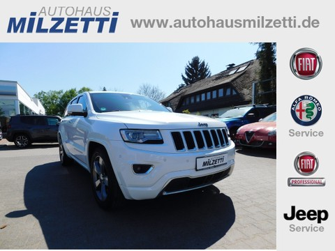 Jeep Grand Cherokee 3.0 V6 OVERLAND 319mtl