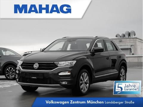 """Volkswagen T-Roc 1.6 TDI Style - """"Blind Spot""""-Sensor """"Plus"""" mitängevorrichtung - Ambientebeleuchtung weiß"""
