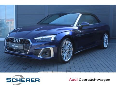 Audi A5 Cabriolet Assistenzpaket Parken
