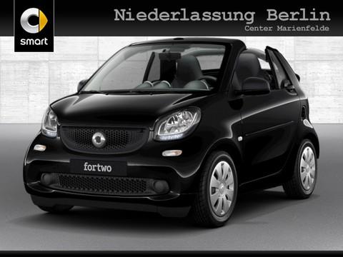 smart ForTwo cabrio 52kW Komfort