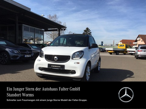 smart ForTwo 52kW Passion Cool&AudioKomfortSHZ