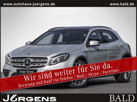 Mercedes-Benz GLA 250 AMG-Sport 18