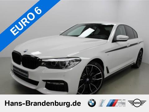 BMW 520 dA Limousine xDrive M Sportpaket Naviprof Gestiksteuerung