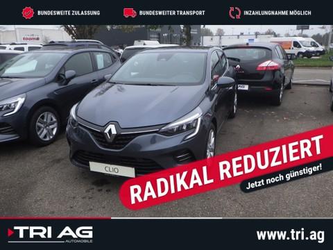 Renault Clio Intens TCe 90 Tagfahrlic
