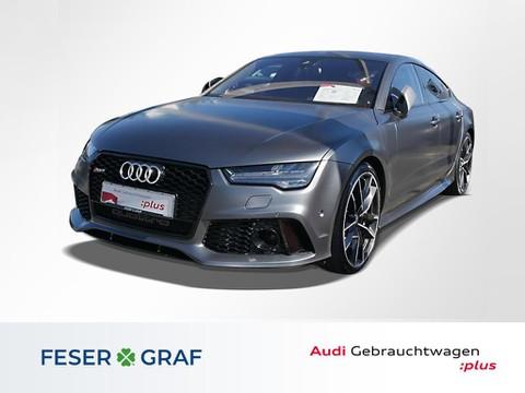 Audi RS7 4.0 TFSI performance