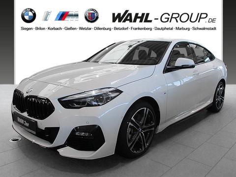 BMW 220 d Gran Coupé M Sport Gestiksteuerung