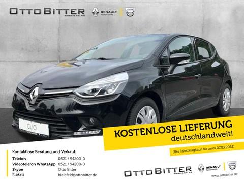 Renault Clio LIMITED TCe9NZJAHRESREIFEN PARKP