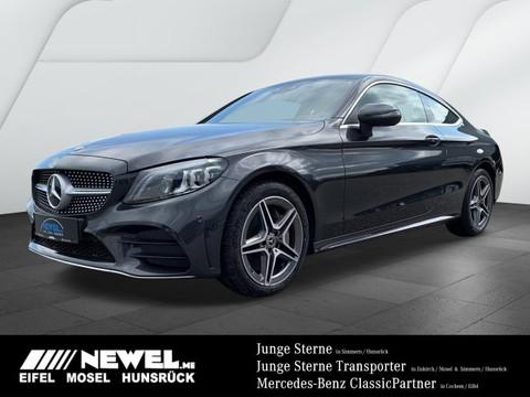 Mercedes-Benz C 400 Coupé AMG HIGHEND BURM TV