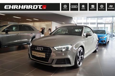 Audi A3 Cabrio sport 35TFSI 150PS S line