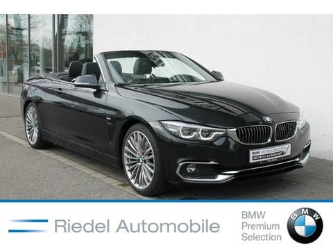 BMW 430 i Cabrio Luxury Line Innovationsp Prof