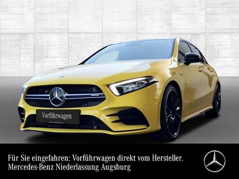 Mercedes AMG A 35 Burmester Premium
