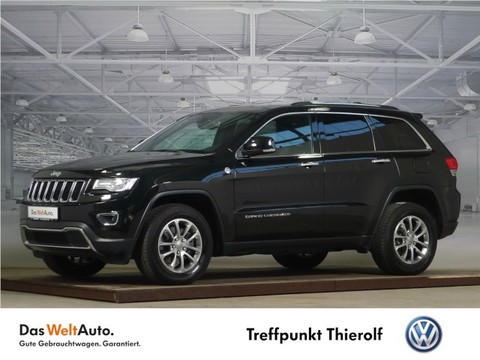 Jeep Grand Cherokee 3.0 CRD Limited Offroad Paket