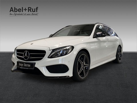 Mercedes-Benz C 200 d T AMG Edition C