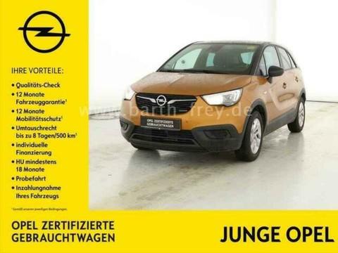 Opel Crossland X Edition WSSH