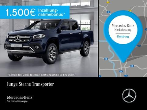 Mercedes-Benz X 250 d ° Spurhalt