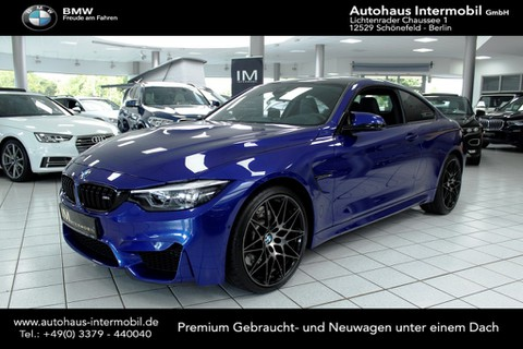 BMW M4 5.3 Competition M Drivelogic UVP 1005 €