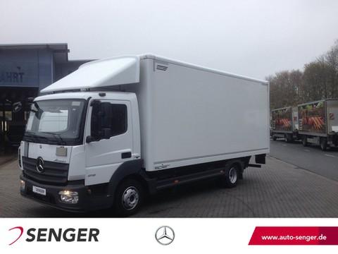 Mercedes Atego 6.2 816 Koffer LBW EuroxAHK 3 Sitz